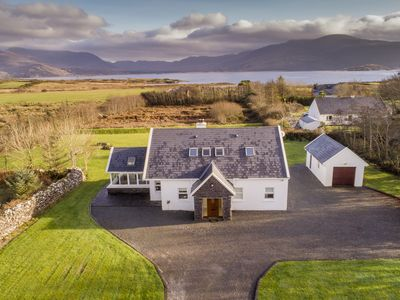 Photo for Luxury Villa Wifi Waterville Kerry Ireland on the Atlantic Way near Skellig