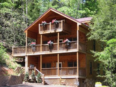 Photo for Spring Special at Tranquility Cabin Gatlinburg Tennessee