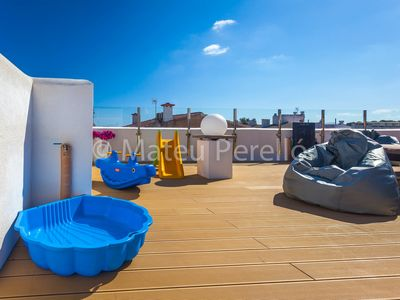 Photo for Obelisc 2: 2 double bedroom apartment near the beach