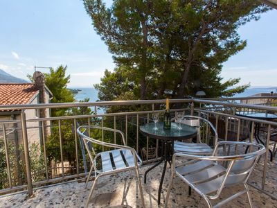 Photo for Apartment 5366  SA3(2+1)  - Baska Voda, Riviera Makarska, Croatia