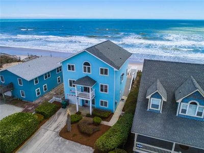 Photo for SHELL SEEKERS: 6 BR / 4 BA oceanfront in Surf City, Sleeps 16