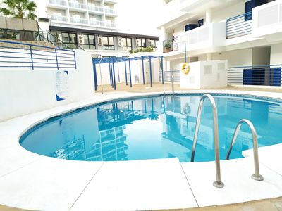 Photo for Los patos - 1 bedroom apartment very close to the beach