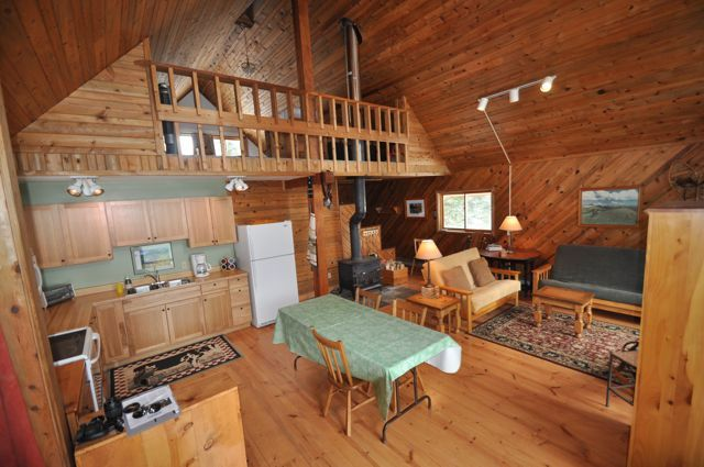 Steamboat lake cabin and package clark northwest colorado for Steamboat lake cabins