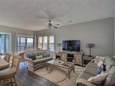 Photo for Robyn's Nest  OCEANFRONT Condo in Avon w/Community Pool
