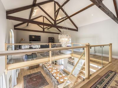 Photo for A collection of three impressive barn conversions sleeping up to twenty guests.