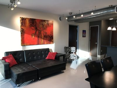 Photo for Downtown upscale condo in heart of CBD