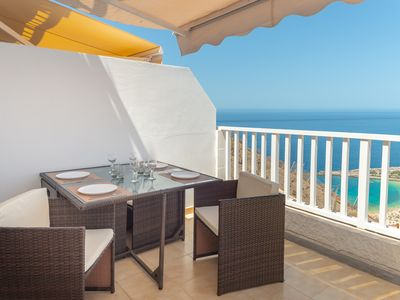 Photo for Amadores sea views and Wi-Fi pool II  by Lightbooking