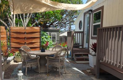 Fay Cottage - Convenience in the heart of La Jolla village of La Jolla