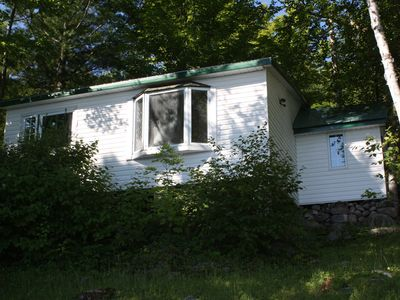 Photo for Cottage #5: Pristine Waterfront! Cottages at Bon Echo's Edge