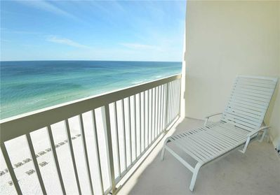 "A Lovely View of the Gulf Coast - This view from Celadon Beach Resort 905 is ""post card perfect."""