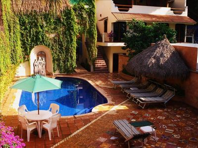 Photo for Oceanfront Vacation Rental Bucerias Mexico