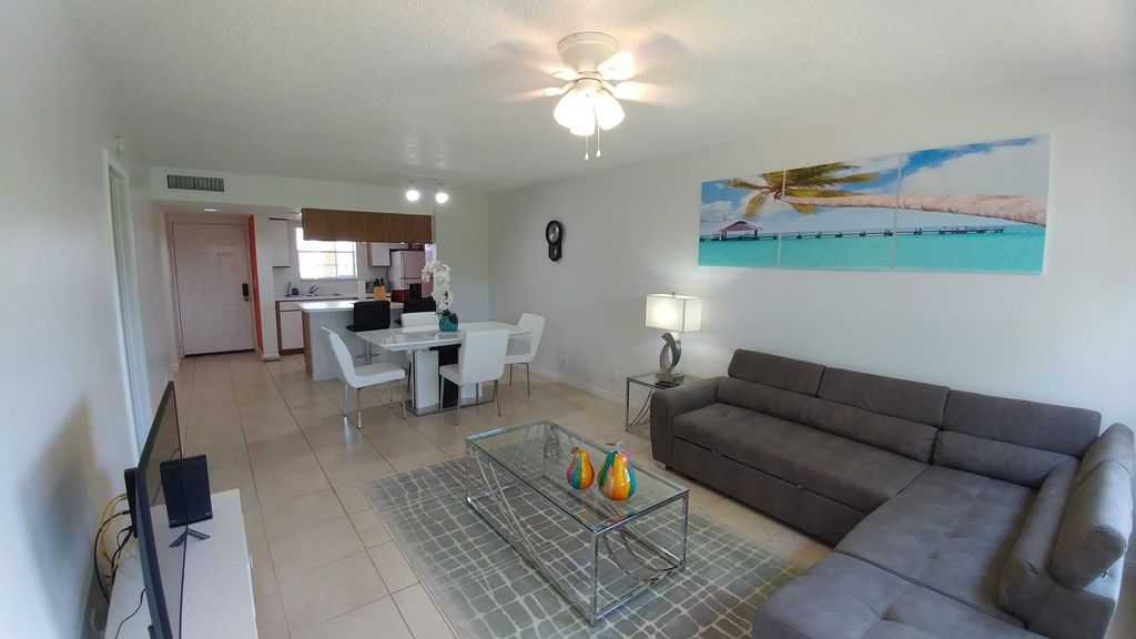 Bright and modern 1 bedroom apartment in boca raton boca - One bedroom apartments in boca raton ...