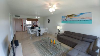 Photo for Bright And Modern 1 Bedroom Apartment in Boca Raton