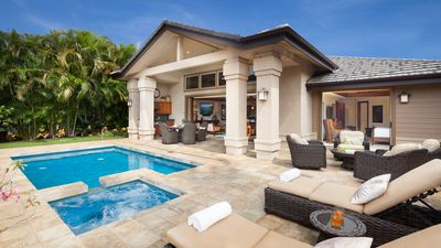 Photo for ❤️PiH❤️ Villages Paradise Retreat I ★ Stunning ★ Private Pool & Spa★ Luxury