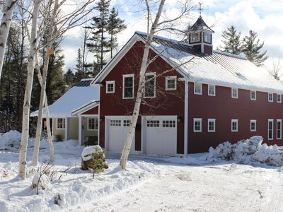 Photo for New Architect Designed Luxury Vermont Property: Chef Services Included