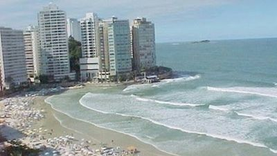 Photo for Wonder at the sea port! Convenience for up to 12 people (Pitangueiras) Guarujá