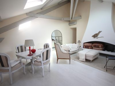 Photo for loft rue d Antibes 10 minutes walk from the Palais des Festivals and beaches