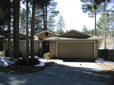 Photo for Nice ranch style home that backs to the golf course!