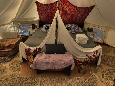 Photo for Lavender Glamping on mango orchard