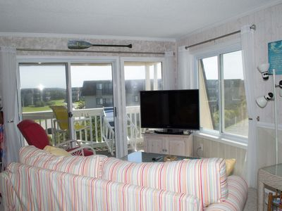 Photo for Oceanview Condo with Basketball,Tennis,Miniature Golf and much more!