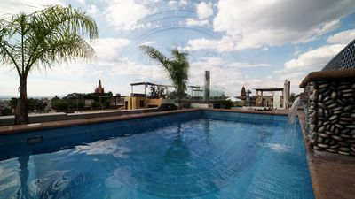 Photo for Elegant and Sophisticated Medusa House in the heart of San Miguel de Allende