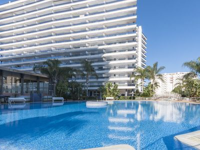 Photo for ALEJANDRITA - Apartment with shared pool in Playa De Gandia.