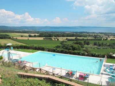 Photo for Apartment Agriturismo Pomele (BOL371) in Lago di Bolsena - 4 persons, 2 bedrooms