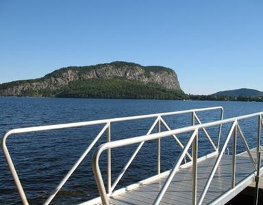 Photo for Spectacular Views of Mt Kineo on Moosehead Lake.