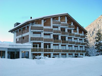 Photo for Apartment Renaissance  in Champex, Valais - 4 persons, 2 bedrooms