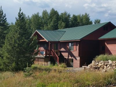 Photo for Two Mile Cabin - Large Cabin Close to West Yellowstone