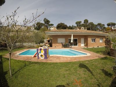 Photo for Fantastic House with Private Pool in Lloret de Mar