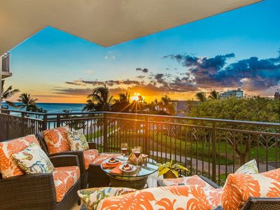 Photo for Newly Decorated~Family Friendly~Gorgeous Ocean/Sunset Views w/ Extra amenities!