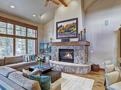 Photo for Step Out The Door And Onto The Gondola In This Exclusive Breckenridge Location