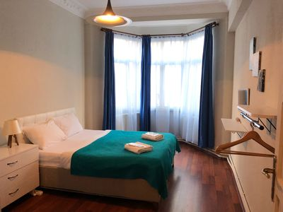 Photo for Central and LARGE 1+1 FLAT in the heart of Istanbul