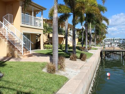 Waterfront with 2 Pools You cant Go Wrong!Beautiful Upgraded Spacious Units.