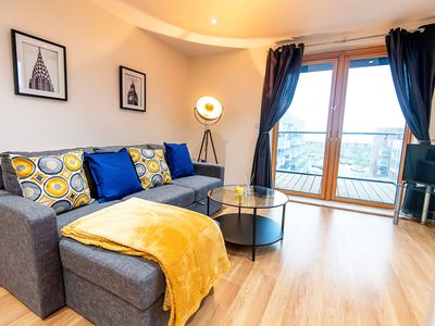 Photo for No.1 MOST STUNNING Milton Keynes Centre Apt with Free Parking!!!