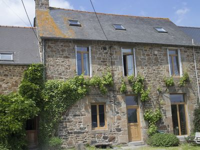 Photo for Spacious Family Suite for 4 near Mont St Michel
