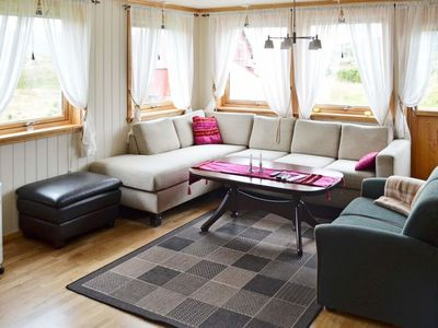 Photo for Vacation home Bø in Straumsjøen - 6 persons, 3 bedrooms