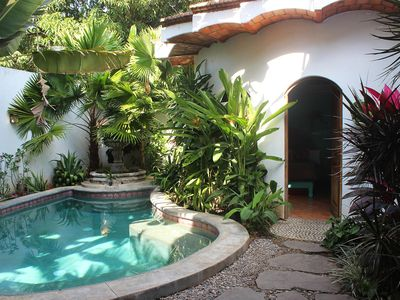 Photo for A Charming Casa Right In San Pancho, Just A 10 Minute Walk From The Beach!