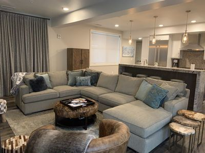 Photo for Luxury ski-in and ski-out condo in historic downtown Park City