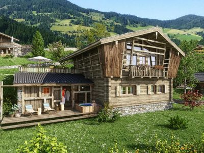 Photo for Holiday village Prechtlgut, Wagrain  in Salzburger Sportwelt - 7 persons, 3 bedrooms