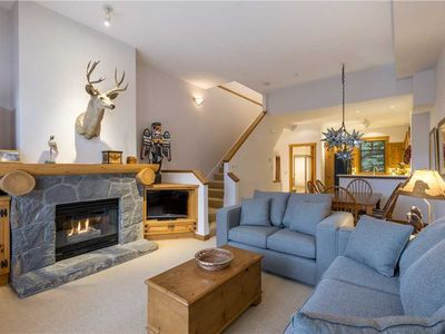 Photo for Taluswood The Ridge 19- TRUE SKI IN/OUT - Mountain Views - Private Hot Tub!