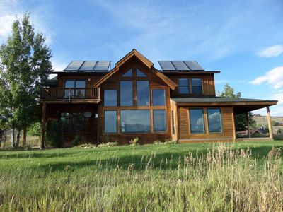 Photo for Beautiful Home with stunning views and centrally located to Aspen and Carbondale