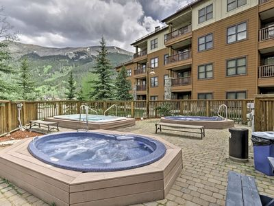 Photo for Copper Mtn Resort Condo- Walk to Lifts+Golf Course