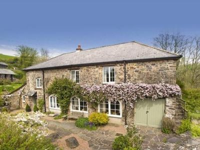 Photo for The Mill House, Heasley Mill - sleeps 6 - dog-friendly