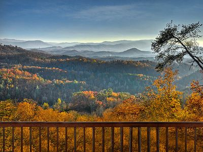 Photo for Magnificant ViewSleeps 14, closest to Dollywood,P