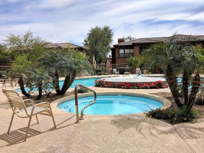 Photo for Upscale 2-BR Condo North Scottsdale - Quiet, Pool, Wifi, Golf, Shopping