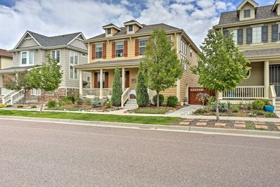 Experience the best of Denver when you stay at this vacation rental apartment.