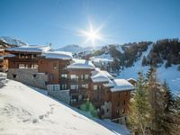 Great location in Plagne 1800