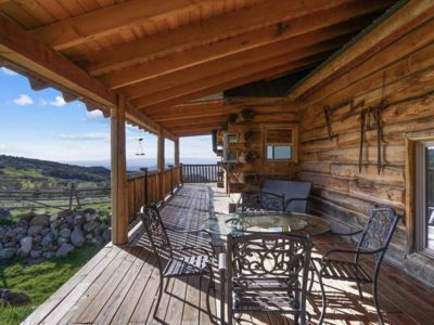 Photo for Mountain Retreat that is ideal for large families